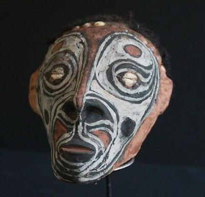 Substitute Trophy Head Iatmul, Sepik, New Guinea