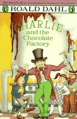 Charlie And the Chocolate Factory by Dahl, Roald Paperback Book The Fast Free