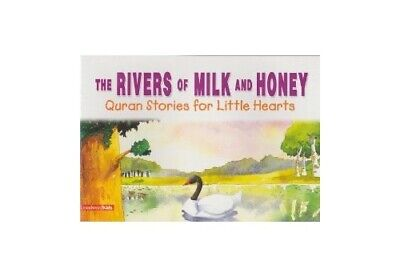 Rivers of Milk and Honey by Khan, Saniyasnain Paperback Book The Cheap Fast Free