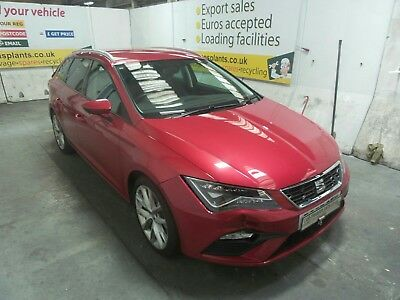 2017 Seat Leon *BREAKING* Engine Gearbox Seat Door Bonnet Wheel Bumper