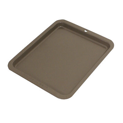 Range Kleen 8 x 10 Inch Small Non Stick Toaster Oven Cookie Sheet Baking Tray