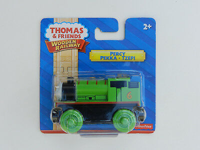 Percy Thomas und seine Freunde Friends Holz Wooden Railway Fisher Price Neu