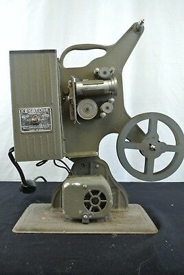 Vintage Keystone Boston Mass. L-751 16mm Moviegraph Projector Made in the USA