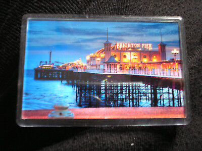Brighton New Fridge Magnet 2