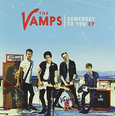 Vamps, The-Somebody To You (Ep)  Cd New
