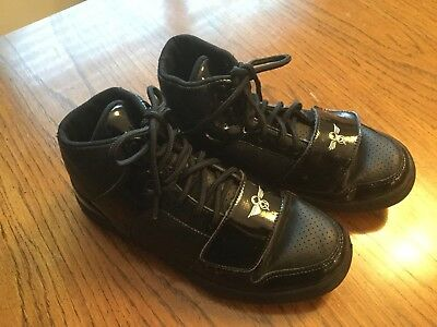 Shoes, By Creative Recreation Black High Top Sneakers Girls Size 4G