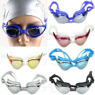Adults Swimming Goggles For Men Women Aqua Sphere Vista Water Mask Free Anti-Fog