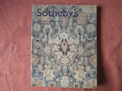 Sotheby's London: Fine Rugs and Carpets 30. April 2003
