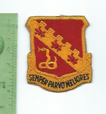 US Army 130th Field Artillery  Battalion    patch