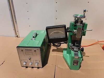 Federal Electronic Gage Model 130B-23 With Millionth Comparator Amp