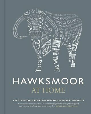 Hawksmoor at Home: Meat - Seafood - Sides - Breakfasts - P... by Turner, Richard