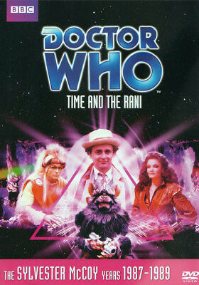 Doctor Who - Time And The Rani (Sylvester Mccoy) (1987-1989) (Story - 148) (Dvd)