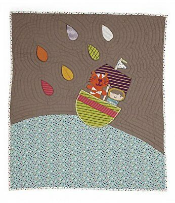 Timbuktales Cotbed/cot Coverlet 7056d5300