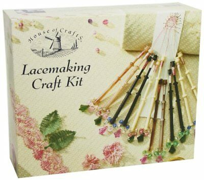 Lacemaking Craft Kit Hc190 5023188600416 By House Of Crafts