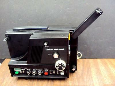 Fully Serviced  Chinon-Sound-7500 SUPER-8 8MM-Sound PROJECTOR