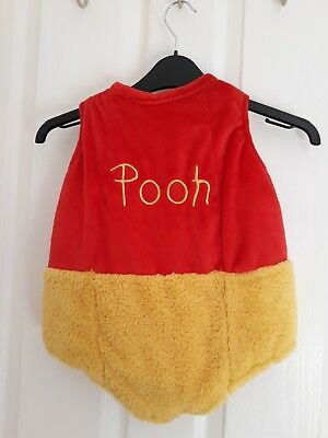 new with tags Disney Winnie the Pooh romper age 12 to 18 months