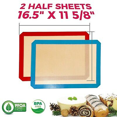 [Professional Grade] Non Stick Cookie Sheets Baking Mat For Your healthy Life-CA