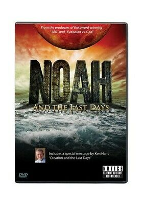 Noah And The Last Days DVD - DVD  09LN The Cheap Fast Free Post