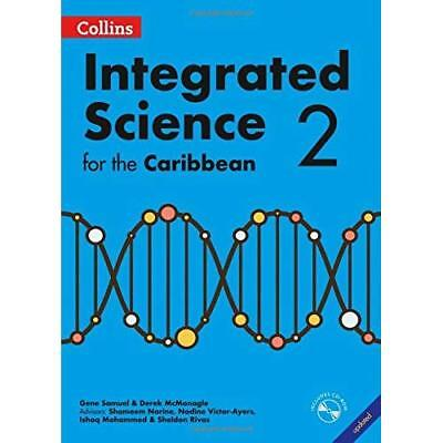Collins Integrated Science for the Caribbean - Student' - Paperback NEW  21/09/2