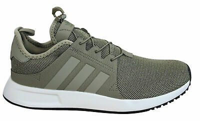 adidas X_PLR KNIT Unisex Trainers in Olive Black