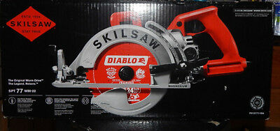 "SKIL SPT77WM-22 - Corded 7-1/4"" Magnesium Circular Worm Drive Saw"