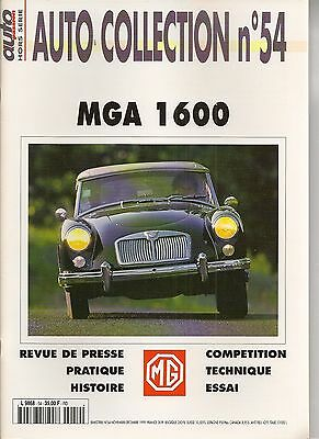 Auto Collection 54 Mga 1600 Mg A 1600