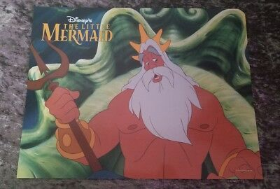 Walt Disney's The Little Mermaid lobby card # 1