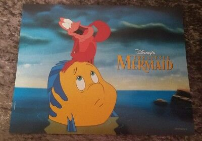 Walt Disney's The Little Mermaid lobby card # 2