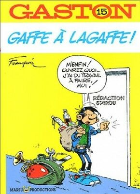 Gaston, Tome 15 : Gaffe � Lagaffe ! : Edition limit�e by Franquin, Andr� Book