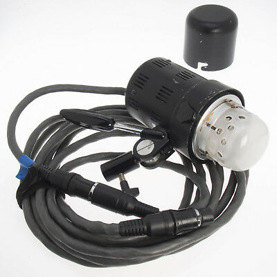 Comet Flash Lamp Head 2400WS w Transport Cover And Extension Cable