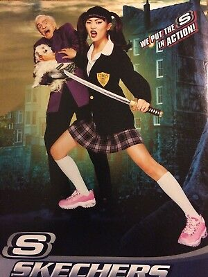 Skechers Shoes, Full Page Print Ad