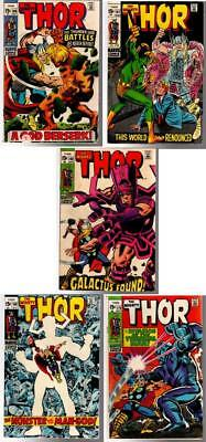 The Mighty THOR #166-170