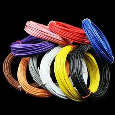 16AWG~30AWG Flexible UL1007 Stranded Cable Wire Cord Hook-up DIY Electrical Line