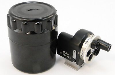 *Virtually NEW* 1972! UNIVERSAL Russian TURRET VIEWFINDER 28mm-135 Leica Zorki