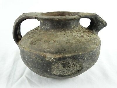 RARE Ancient Medieval Novgorod Viking Pottery Jug Early Saxon AD350 - 650 Russia