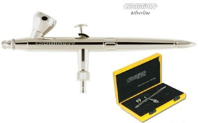 AEROGRAFO HARDER & STEENBECK EVOLUTION SILVERLINE SOLO 0.2mm AIRBRUSH