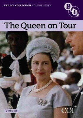 COI Collection Vol 7: The Queen on Tour [DVD]
