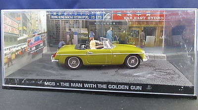 James Bond 007 Collection - 19 MCB - Der Mann mit dem goldenen Colt