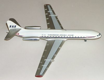 Mistercraft D-27 - 1:144 Se-210 United Airlines  - Neu