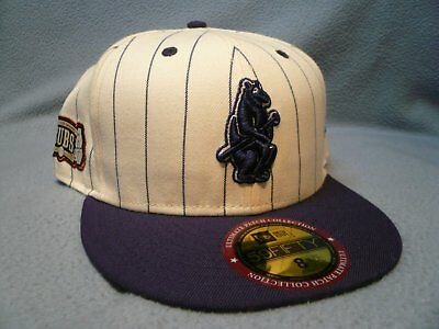 11286b603d2 New Era 59fifty Chicago Cubs throwback Sz 8 BRAND NEW cap hat Ultimate  Patch MLB