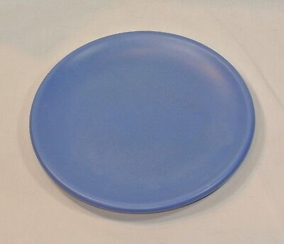 CATALINA ISLAND Pottery Blue Salad Plate 8 3/8 inches Vintage