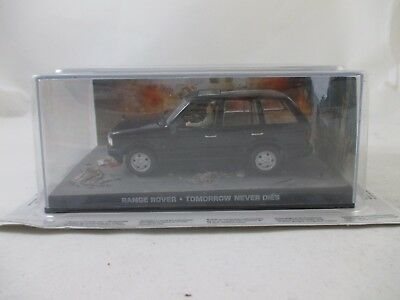 Eaglemoss - James Bond 007 Collection - Ausgabe 34 - Range Rover  OVP