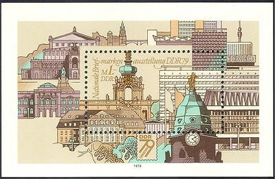 Germany 1979 StampEx/Buildings/Architecture/Clock Tower 1v m/s (n44459)