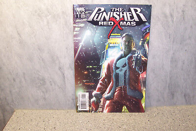 The Punisher: Red X-Mas One-Shot