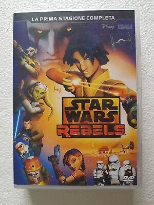 Dvd Used Serie Tv Star Wars Rebels Stagione 1 (3 Dvd )