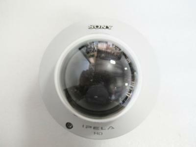 Sony IPELA Color 3MP HD 1080p MiniDome Network Security Camera SNC-DH220T