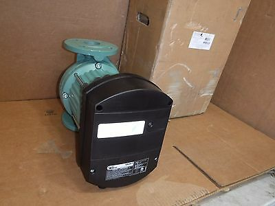 Taco Vr20-1 Cast Iron In Line Wet Rotor Hot Water Circulator Pump 0.035-1.088 Hp