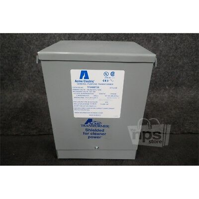 Acme Electric TF249873S 3kVA Dry Type Distribution Transformer*