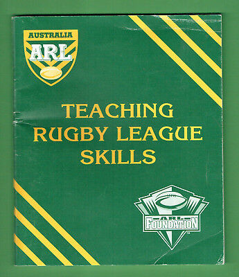#d423. 2000  Rugby League  Coaching Skills  Guide