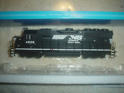 HO Scale Athearn GP50, NS, Road #4826, New, DCC Ready